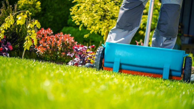 Praca w ogródku