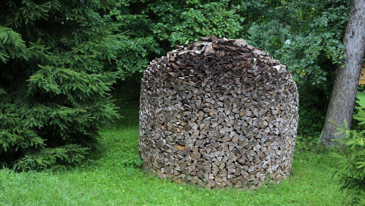 sezonowanie drewna