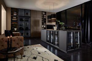 Kuchnia w ciemnych kolorach – porady architekta
